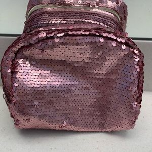 Pink Sequin Sparkly Case!